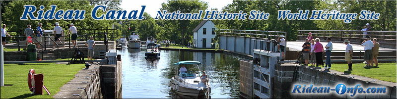 Rideau Canal - Articles of Interest: