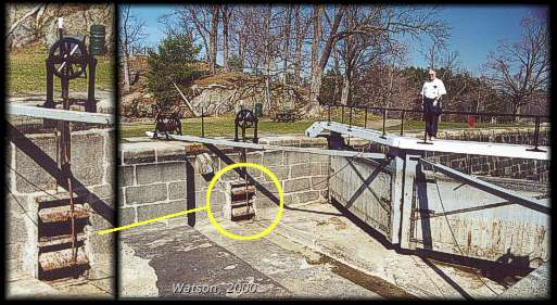 Rideau Canal A History Of The Rideau Lockstations The